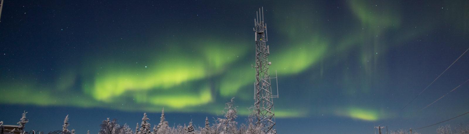 Polydrosos Weather Station